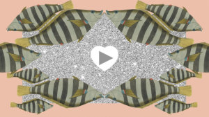 camouflage silk scarf video cover