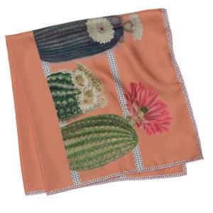 sonorancacti-terracotta-silk-scarf-folded